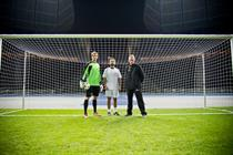 "Strongbow ""earn it football challenge"" by St Luke's"