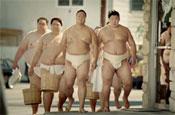 Subaru 'sumo' by DDB Canada