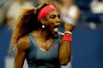 Gatorade celebrates Serena Williams