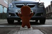 Vauxhall Corsa 'joyride' by Delaney Lund Knox Warren