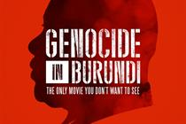 "Movie ""trailer"" warns of genocide in unsettling spot from human rights group"