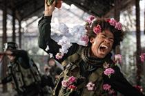 Throw blossoms, not bombs, says Colombian anti-war ad