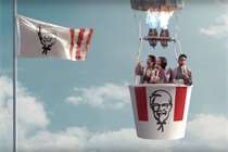 Wieden+Kennedy KFC campaign continues on and on and on