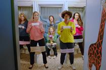 "HelloFlo, Kotex are back with ""sneezy pee"" fight song"