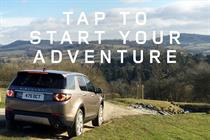 Land Rover revs up on Instagram