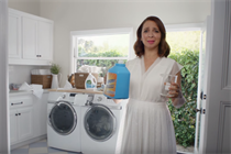 Maya Rudolph goes off script, au naturel in new laundry campaign