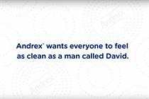 "Andrex ""Man called David"" by J Walter Thompson"