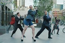 """Moneysupermarket.com """"epic strut"""" by Mother"""