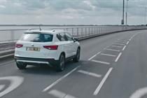 "Seat Ateca ""Missing car"" by MullenLowe"