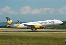 Thomas Cook finally leaves the runway