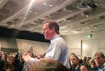 David Cameron gets 'pumped up' by small businesses