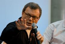 Martin Sorrell defends his £70m pay package