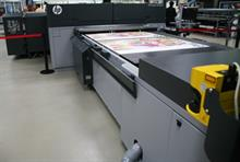 HP Scitex FB7600 flatbed printer