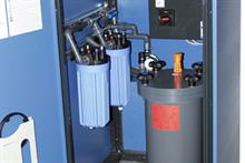 The technotrans alpha.f filtration unit