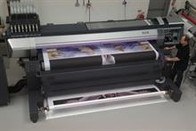MTEX 3200: 3.2m Digital Textile Printer