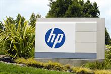 HP has announced an $8bn goodwill write-down
