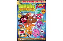 Skyjack Publishing's Moshi Monsters circulation increased by over a third