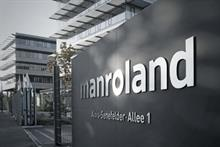 Manroland sheetfed and web operation sales completed
