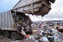 The group is calling for a ban on recyclable materials going to landfill