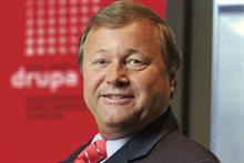 Matar: stepping down as director of Drupa next year