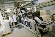 CPI: printed electronics facility