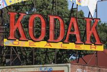 Kodak has made net losses totalling $745m since entering Chapter 11