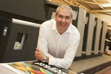H&H Reeds Printers joint managing director Dene Marshall