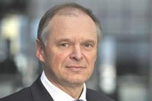 Heidelberg chief executive Bernhard Schreier will step down at the end of 2012