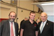 David Heath MP, Grant Aven and Vince Cable