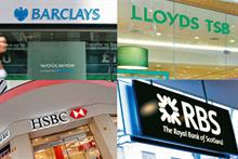 Barclays, HSBC, Lloyds and RBS have all signed up to the FSA redress scheme