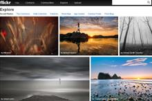 Yahoo unveils complete overhaul of Flickr