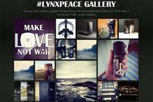 Lynx unleashes £9m 'Peace invasion' campaign