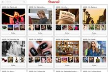 Asos beats Amazon and John Lewis in Pinterest Christmas battle