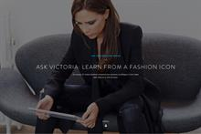 Skype partners with Victoria Beckham to fend off Google Hangouts competition