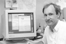 Tim Berners-Lee criticises online advertising - from the archive #web25