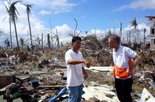 """I went to the Philippines, five days after Typhoon Haiyan..."" World Vision comms officer speaks out"