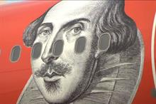 Hit or Miss? EasyJet backs Shakespeare Day campaign with world record attempt
