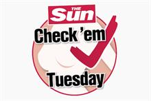 The Sun launches 'Page 3 versus breast cancer' campaign