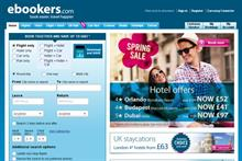 Online travel agent Ebookers appoints Shine