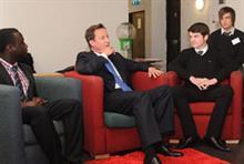 Cameron renews big society vows