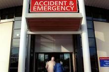 Acevo urges government to let charities help in 'crisis-hit' A&E departments