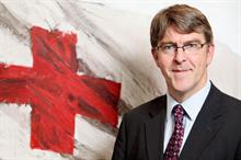 British Red Cross appoints Mike Adamson as permanent chief executive