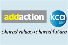 Drug and alcohol charity KCA to become a subsidiary of Addaction