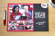 Third Sector Awards 2016: Annual Report - Winner: Brain Tumour Charity