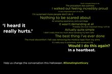 Halloween helps Anthony Nolan show that #donatingisntscary