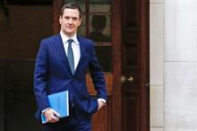 Osborne produces a mixed bag for charities