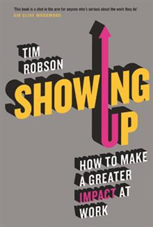Book Review: Showing Up