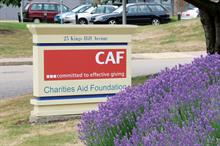 Charities Aid Foundation withdraws facilities from several Muslim charities