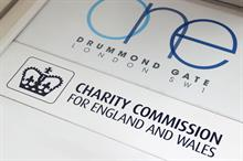 Commission warning power could be used as a 'lightning bolt to punish charities'