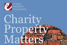 Property issues are the greatest risk for nearly half of charities surveyed, says report